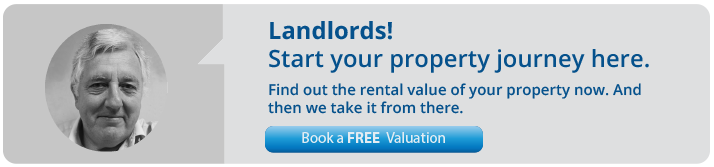 Banner Ad for Landlords